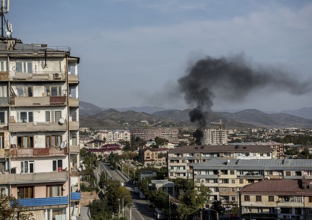Dağlık Karabağ'daki çatışmalar