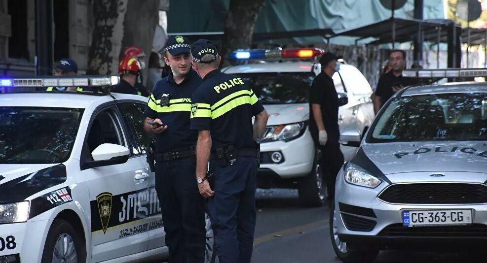 Tiflis polis memuru, Gürcistan