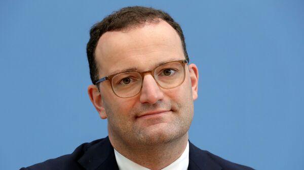 Almanya Sağlık Bakanı Jens Spahn - Sputnik Türkiye