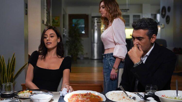 Kanal D'de yayınlanan Sadakatsiz isimli dizide yer alan bir sahnede geçen ifadeleri sosyal medyada gündeme oturdu.
