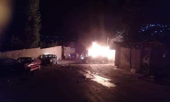 Suriye'de Şam Müftüsü Muhammad Adnan Al-Afyouni, bombalı saldırı sonucu hayatını kaybetti.