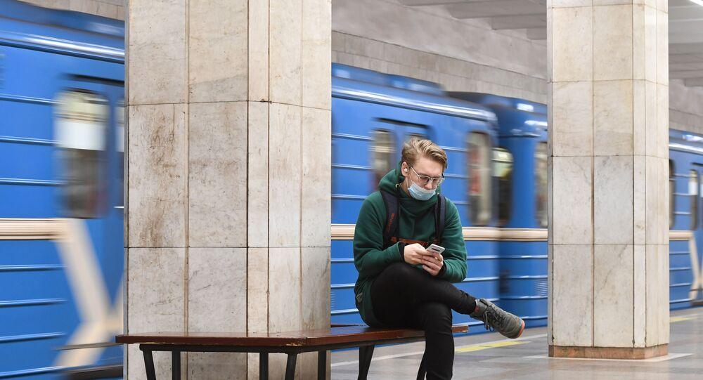 koronavirüs, metro, Rusya
