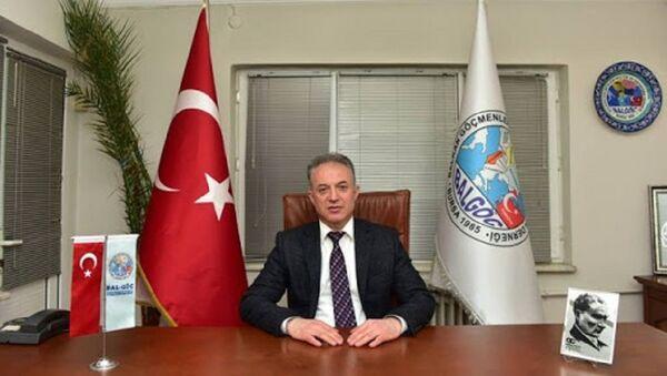 Yüksel Özkan - Sputnik Türkiye