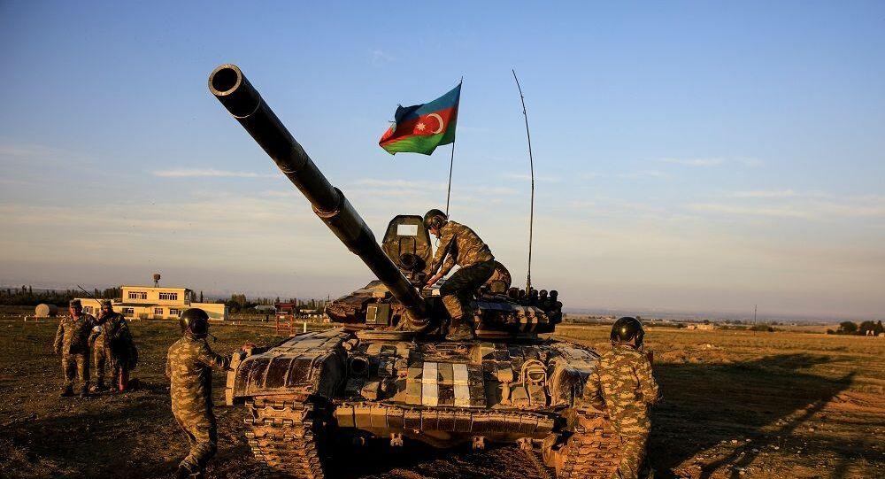 Azerbaycan askerleri