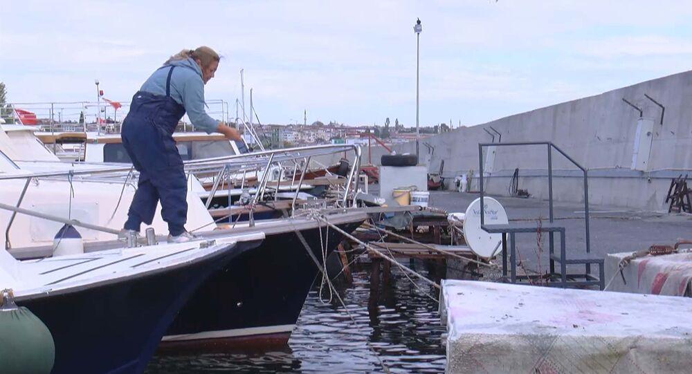 İstanbul'un kadın balıkçıları