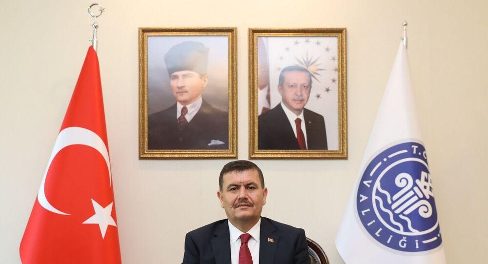 Burdur Valisi Ali Arslantaş