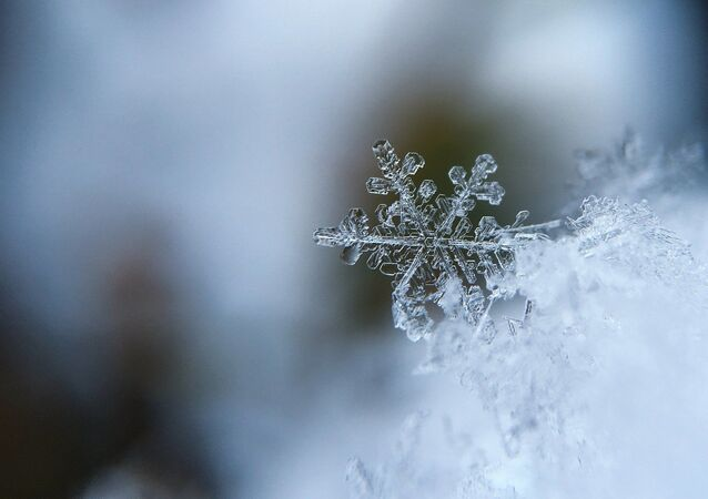 kar kristalleri, kar, soğuk hava