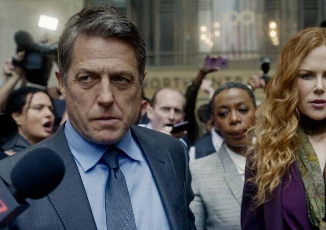 Hugh Grant ile Nicole Kidman'ın başrolleri paylaştığıHBO dizisi The Undoing