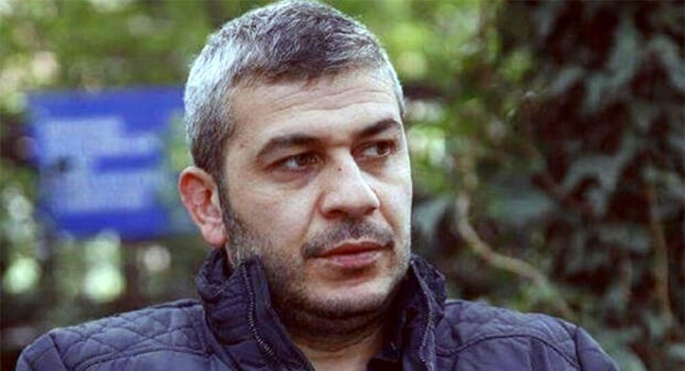 Fenerbahçe'nin taraftar grubu liderlerinden Mehmet Altunkaynak
