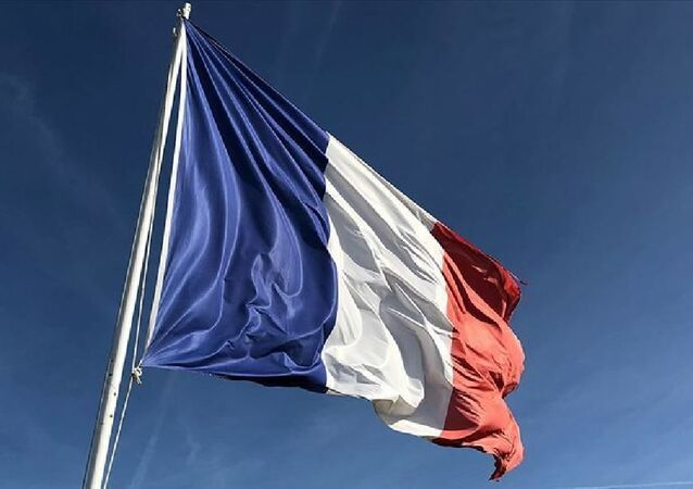 Fransa bayrağı-Fransız bayrağı