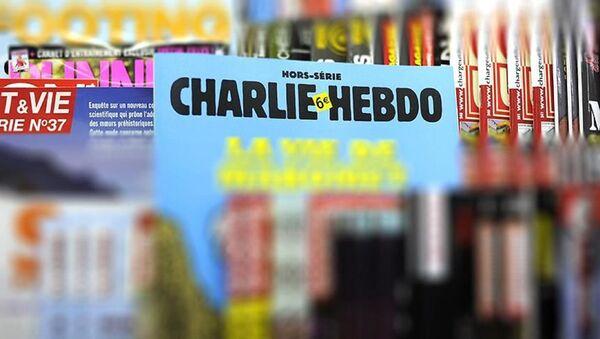 Charlie Hebdo - Sputnik Türkiye