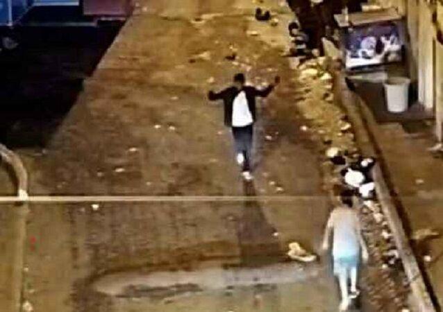 'Çukur sokak' çetesi