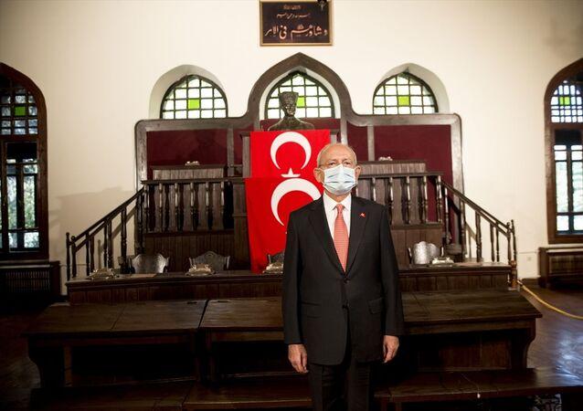 Kemal Kılıçdaroğlu, Birinci Meclis ziyareti