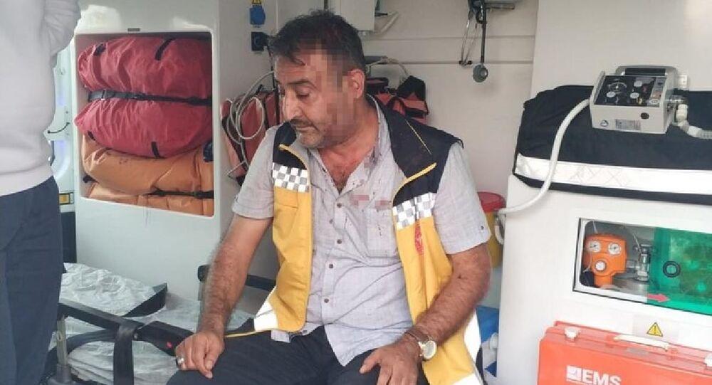Yalova'da filyasyon ekibine sopalı saldırı