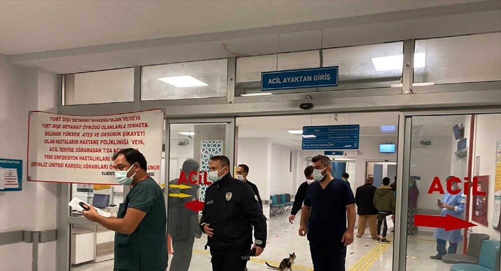 Kahramanmaraş - maske - filyasyon ekibi - saldırı
