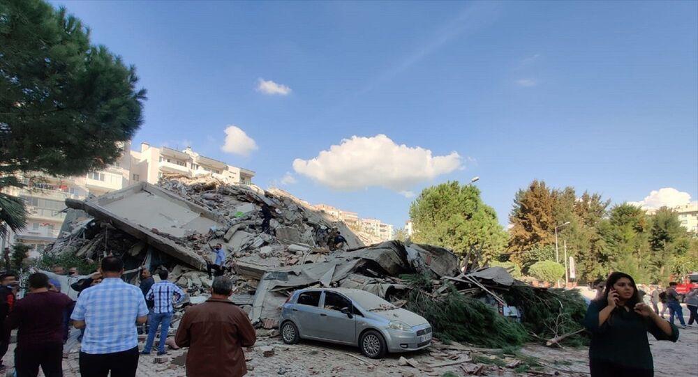 İzmir – deprem