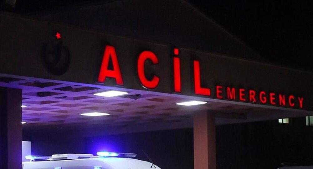 Acil/hastane