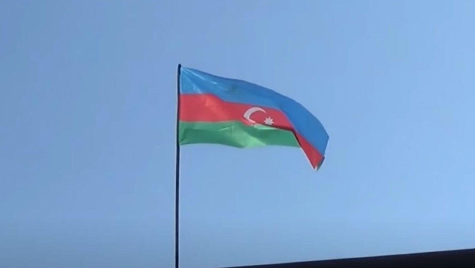 Azerbaycan bayrağı - Sputnik Türkiye, 1920, 12.06.2021