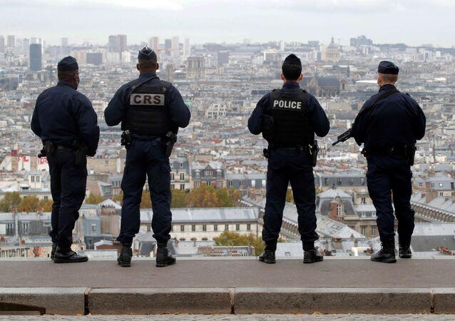 Fransa - polis
