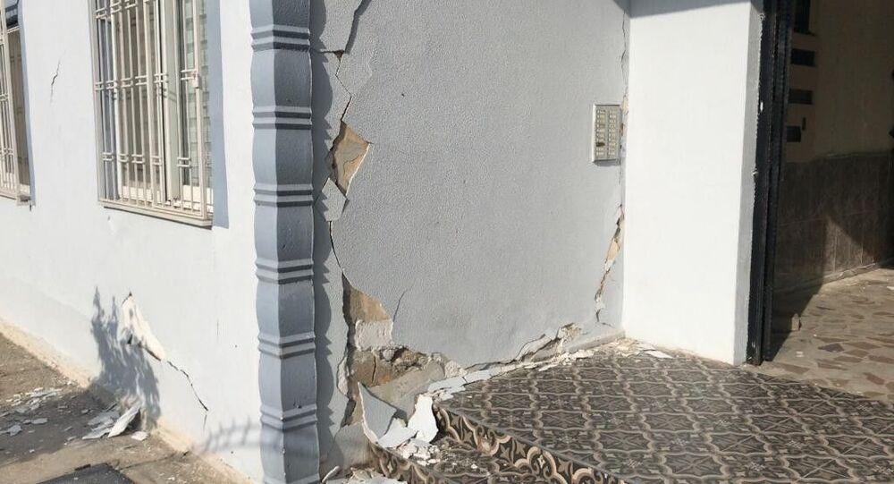 Kuşadası'nda hasar için 800 başvuru yapıldı