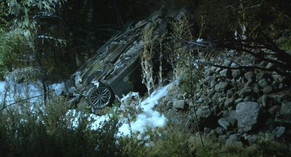 Ankara'da trafik kazası