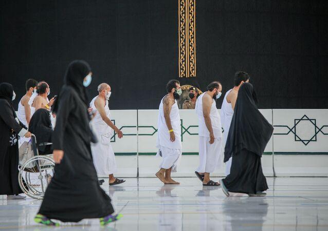 Suudi Arabistan- Umre