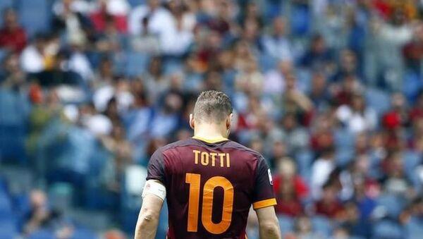 Totti - Sputnik Türkiye