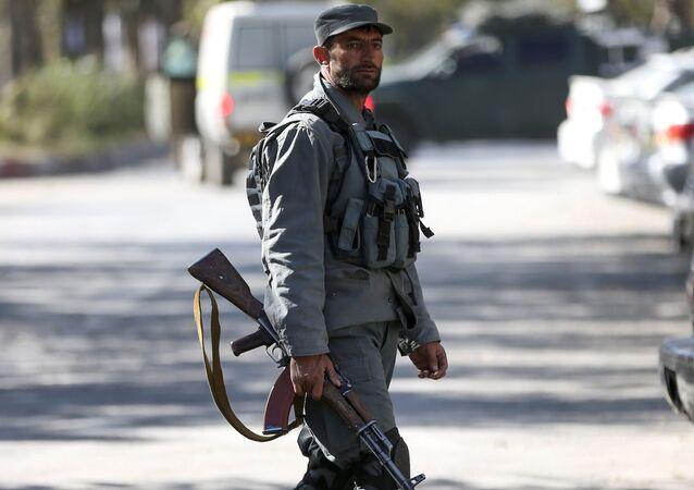 Afganistan - Kabil