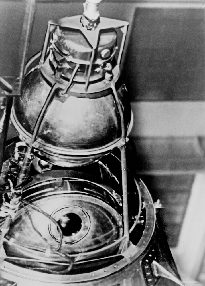 İnsanlığın uzay macerası düşünüldüğünde ilk akla gelenlerden biri olan Sovyet yapımı Sputnik serisinin ikinci uydusu 'Sputnik - 2'