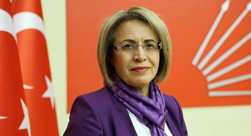 CHP Genel Başkan Danışmanı Fatma Köse