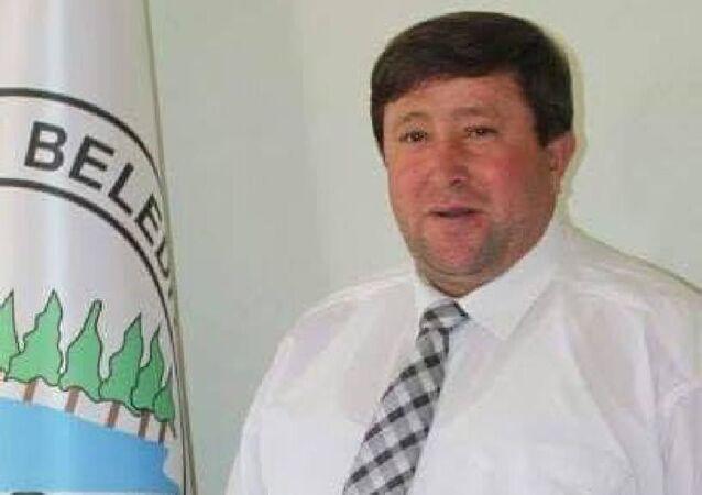 Akharım Belediye Başkanı Eşref Ünsal
