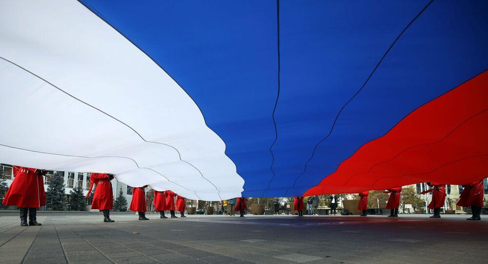 Ulusal Birlik Günü, Krasnodar, Rusya