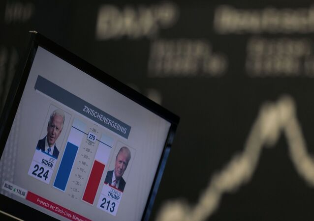 Joe Biden - Donald Trump - ABD -seçim