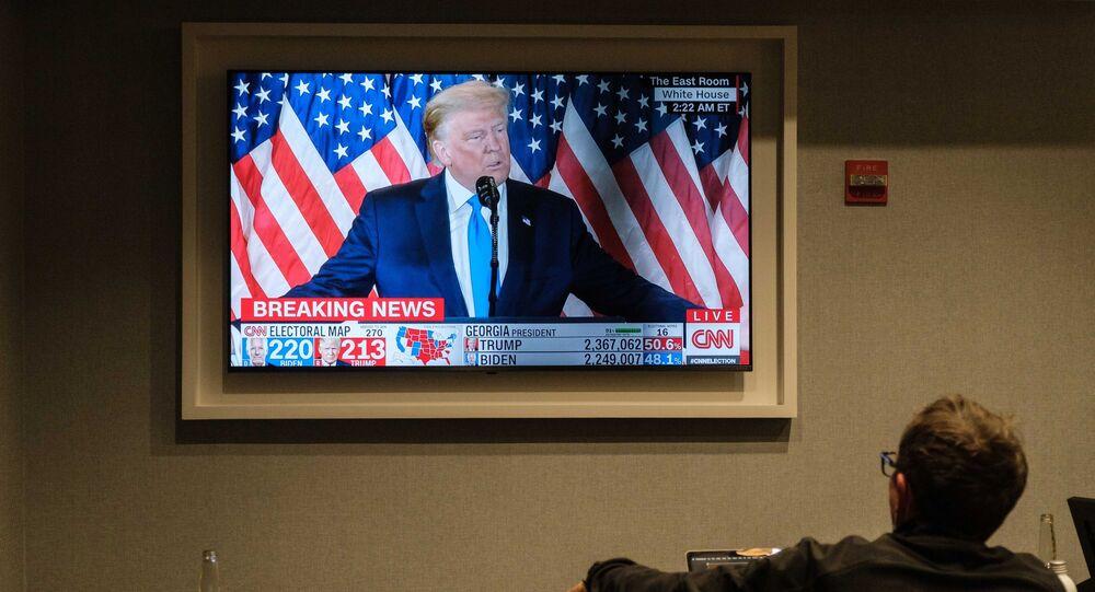 ABD - seçim - Dolanld Trump