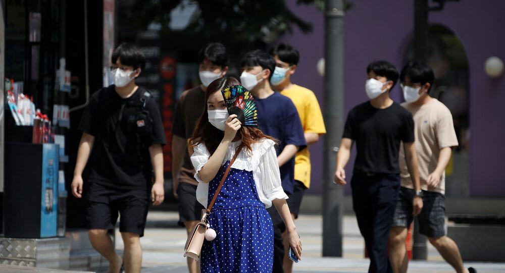 Koronavirüs - Kovid-19 - Güney Kore