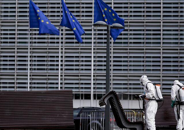 Avrupa Birliği (AB) bayrak