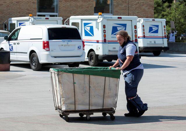 USPS Posta Servisi