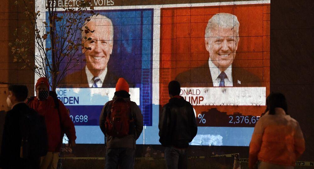 ABD - seçimler - başkanlık seçimleri - Trump - Biden