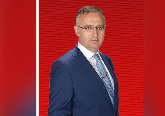 Giresun'un Bulancak Belediye Başkanı Recep Yakar