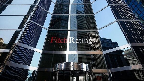 Fitch Ratings - Sputnik Türkiye