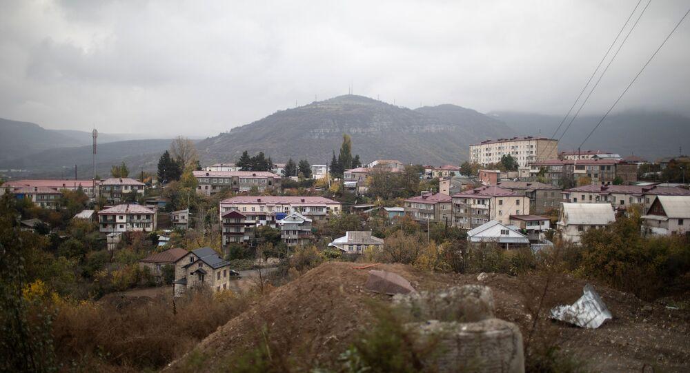 Stepanakert, Dağlık Karabağ