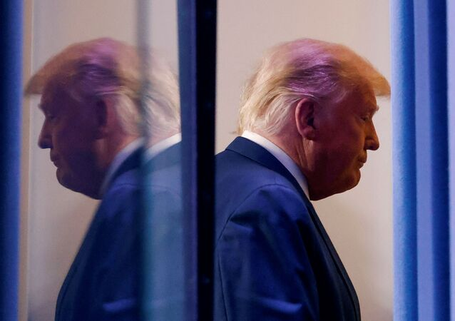 Donald Trump, Beyaz Saray
