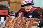 104 yaşındaki Ruth Rosner