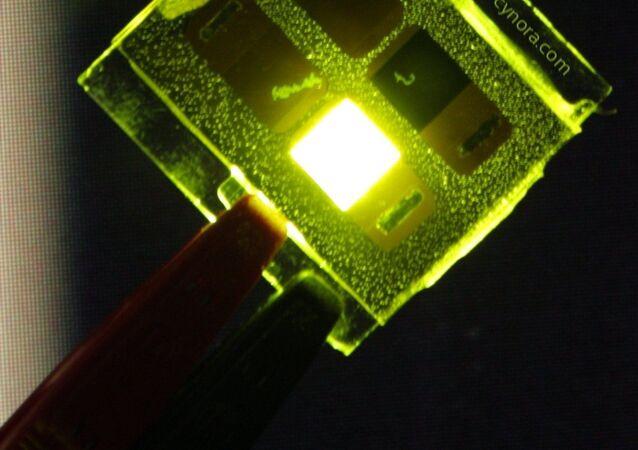 OLED cihazı