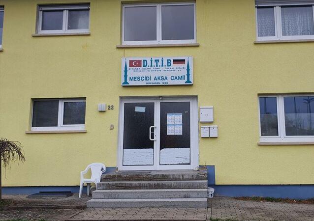 Almanya'nın Baden-Württemberg eyaletindeki Hüfingen beldesinde bir camiye posta yoluyla İslamafobik içerikli tehdit mektubu gönderildi.