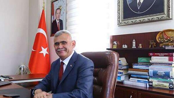 Mehmet Keskin - Sputnik Türkiye