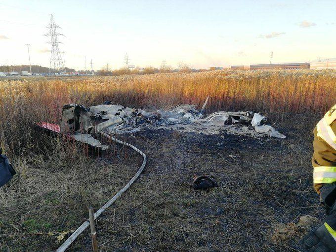 Rus NTV televizyonunun sunucusu, Moskova bölgesindeki uçak kazasında hayatını kaybetti