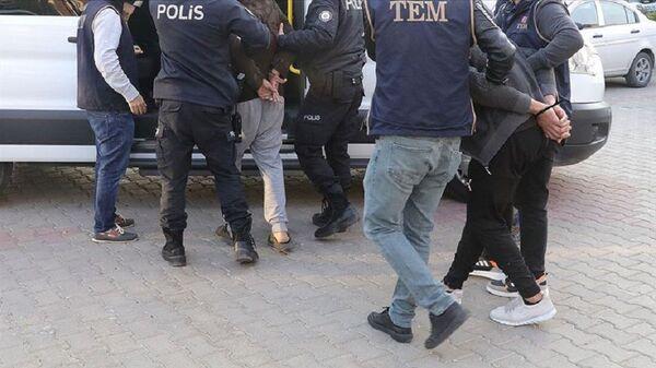 Adana IŞİD gözaltı - Sputnik Türkiye