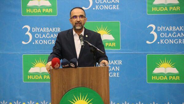 HÜDA PAR Genel Başkanı İshak Sağlam - Sputnik Türkiye