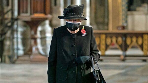 Kraliçe Elizabeth - Sputnik Türkiye
